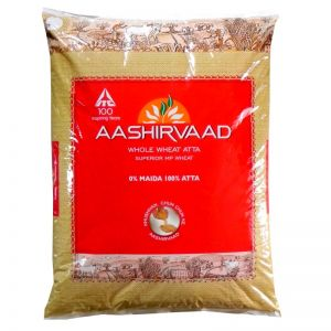 Aashirvaad Atta 500 gm Pouch