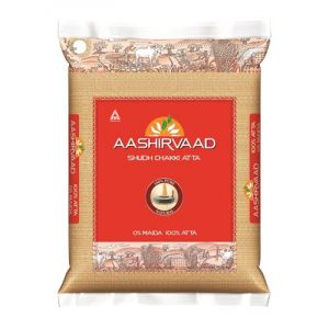 Aashirvaad Atta 1 Kg Pouch