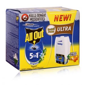 All Out Ultra Machine + Liquid Refill 45 ml