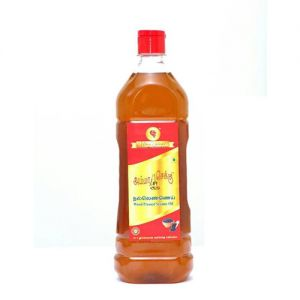 Amma Mara Chekku Gingelly Oil 500ml Bottle