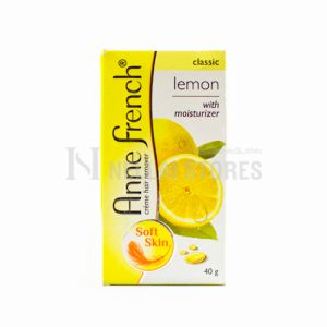 Anne French Lemon 40gm