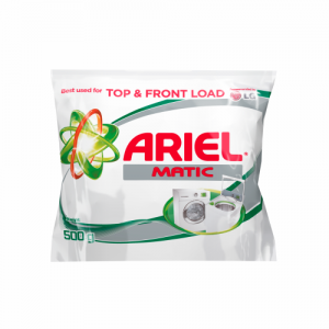 Ariel Matic 500 gm Pouch