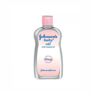 Johnson's Baby Oil 50 ml