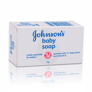 Johnson's Baby soap 75g