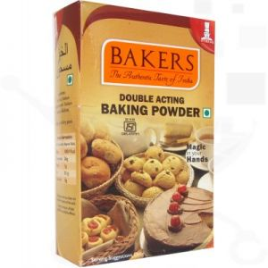 Bakers Baking Powder 100 gm
