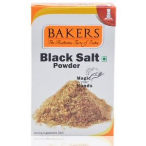 Bakers Black Salt 100gm