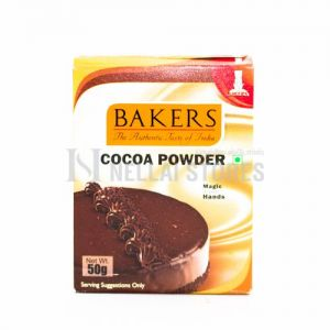 Bakers Cocoa Powder 50 gm