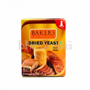 Bakers Dried Yeast 25 gm