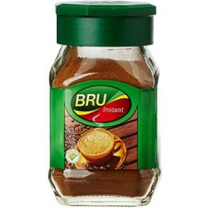 Bru Instant 50g Bottle