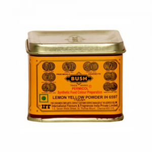 Lemon Yellow Powder 100gm