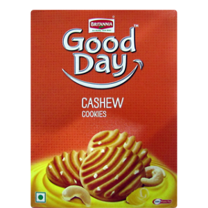 Britannia Good Day Cashew Cookies 250g