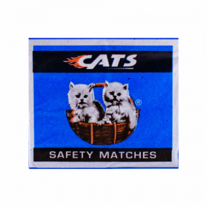 Cats Safety Matches