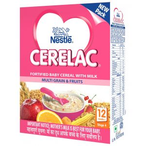 Cerelac Multigrain&Fruits Stage4