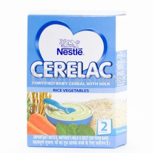Cerelac Rice Vegetables Stage 2