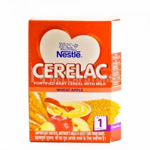 Cerelac Wheat Apple (6 months+)