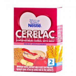 Cerelac Wheat Apple Cherry (8 months+)