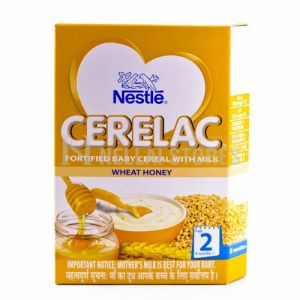 Cerelac Wheat Honey Stage 2