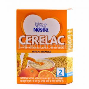 Cerelac Wheat Orange (8 months+)