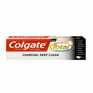 Colgate Total - Charcoal 140gm