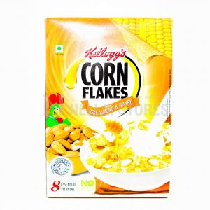 Kelloggs Cornflakes Almond & Honey 300gm