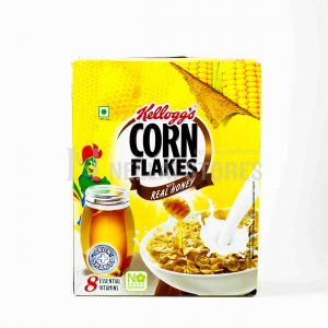 Kelloggs Corn Flakes - Real Honey 125gm