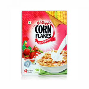 Kelloggs Cornflakes Real Strawberry 275gm