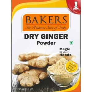 Bakers Dry Ginger Powder 100 gm