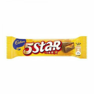 Cadbury Five Star Rs.10