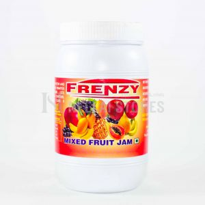 Frenzy Mixed Fruit Jam 1kg