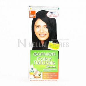 Garnier Color Naturals Cream - Black