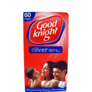 Good Knight Silver Refill 60 Nights