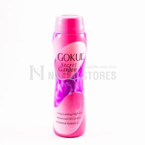 Gokul Secret Garden Talc 100gm