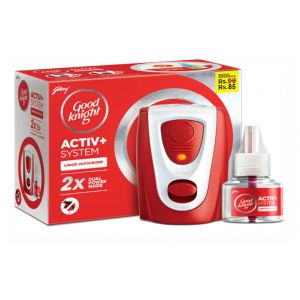 Good Knight Activ + System + Liquid
