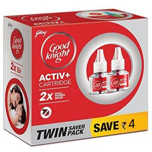 Good Knight Activ+ Cartridge - Twin Pack