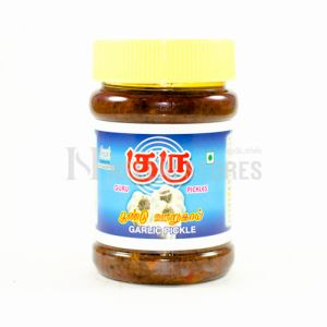 Guru Garlic Pickle 300 gm