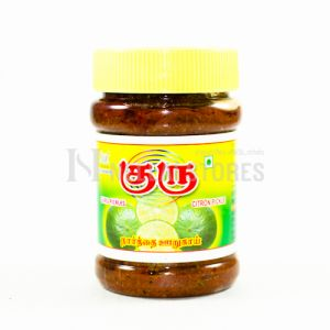 Guru Citron Pickle 300gm (Narthai)