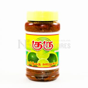 Guru Citron Pickle 500gm (Narthai)