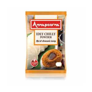 Annapoorna Idly Chilly Powder 100gm