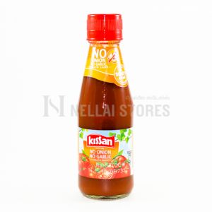 Kissan No Onion No garlic Tomato Sauce 200gm