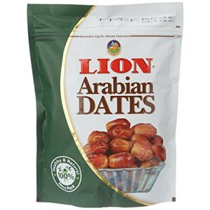 Lion Dates with seed 500g+500g