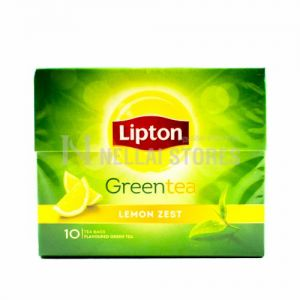 Lipton Green Tea Bag - 10 Bags