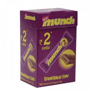 Nestle Munch 60pcsX2Rs