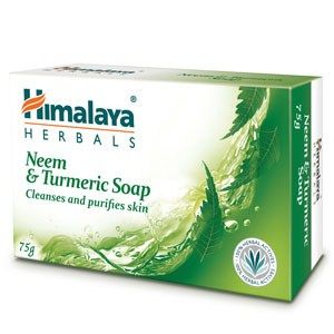 Himalaya Neem and Turmeric Soap 75 gm