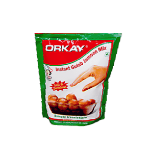 Orkay Instant Gulab Jamoon Mix (200gm+100gm)