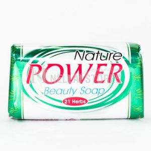 Nature Power Soap 125g - 21 Herbs