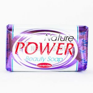 Nature Power Soap 125g - Lavender