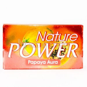 Nature Power Soap 125g - Papaya
