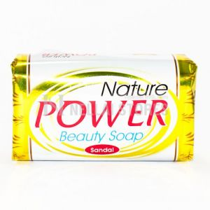 Nature Power Soap 125g - Sandal