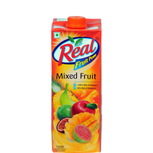 Real Mixed Fruit Juice 1Ltr