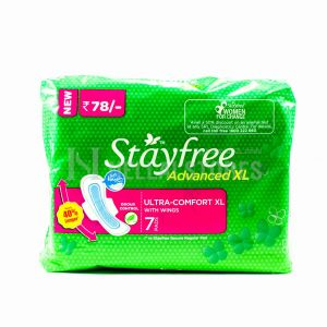 Stayfree Advanced XL - 7 Pads